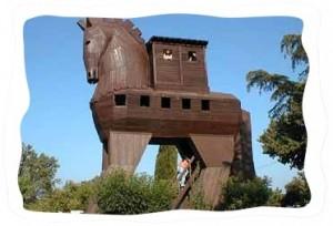 トロイの木馬